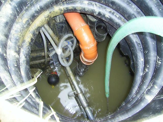 l'entretien de canalisation